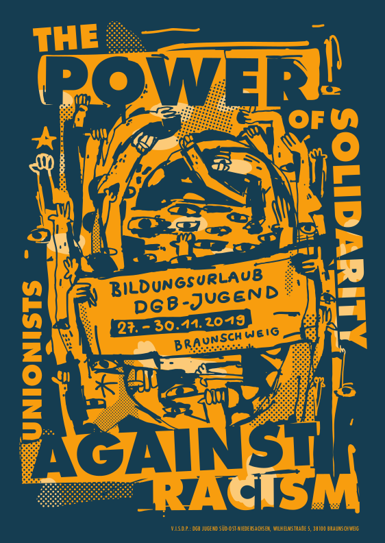 THE POWER OF SOLIDARITY – UNIONISTS AGAINST RACISM