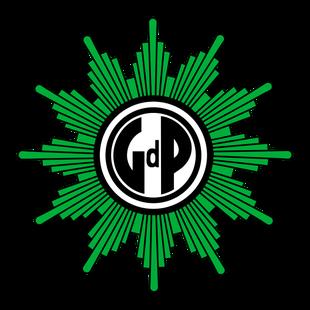 Logo der GdP